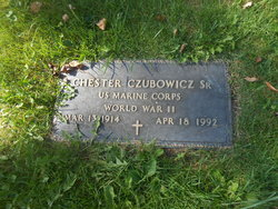 Chester Czubowicz, Sr