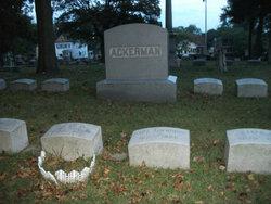 Eliza Jane <i>Waldron</i> Ackerman