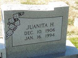 Juanita <i>Holley</i> Hinson