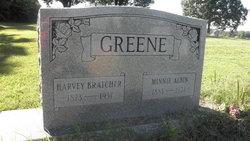 Harvey Bratcher Greene
