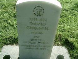 Milan David Church