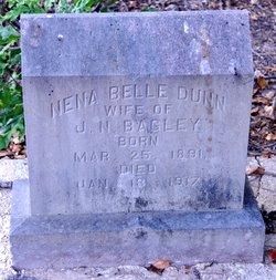 Nena Belle <i>Dunn</i> Bagley