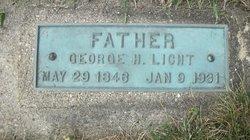 George Heinrich Licht