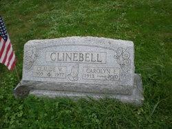 Carolyn E <i>Hutchison</i> Clinebell