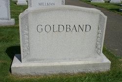 Ester F. <i>Gerstein</i> Goldband