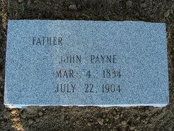John A Payne
