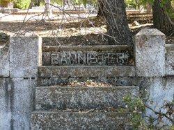 William Dennison Bannister, Sr