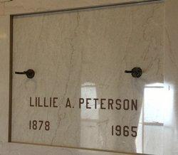 Lillie Ann <i>Monaghan</i> Peterson