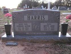 Vernon Alton Vernie Harris