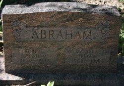 Velma <i>Guilliams</i> Abraham