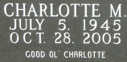 Charlotte M. Hudson