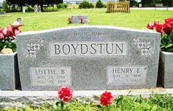 Henry Elmer Boydstun