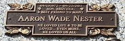 Aaron Wade Nester