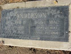 Lulu Mae Anderson