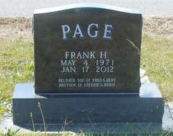 Frank H. Page