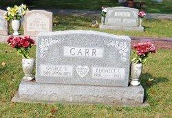 Bernice G <i>Smith</i> Carr