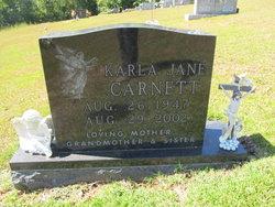Karla Jane <i>Robertson</i> Carnett