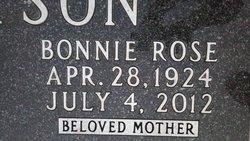 Bonnie R <i>Bolske</i> Knutson