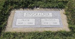 Frances <i>Scheidegger</i> Stockalper