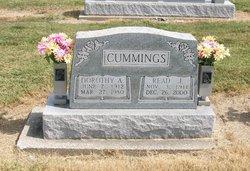 Dorothy Agnes <i>Greenwell</i> Cummings