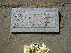 Ethel E Garman