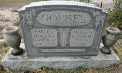 Anna Elizabeth Elizabeth <i>Demmer</i> Goebel