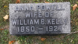 Anna Lodoiska <i>Powell</i> Kelly