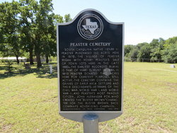 Peaster Cemetery