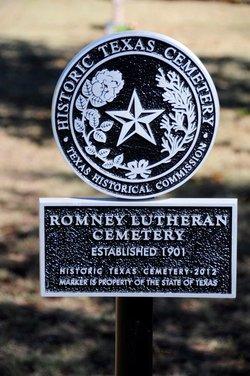 Romney Lutheran Cemetery