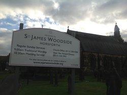 Horsforth St James, Woodside