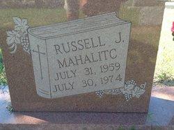 Russell James Mahalitc
