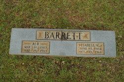Isabell <i>Garrison</i> Barrett
