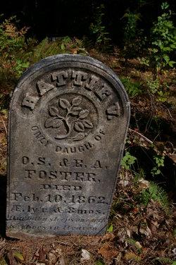 Hattie V Foster