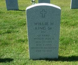 Willie Horace King, Sr