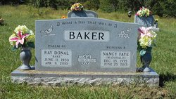 Nancy Faye <i>McDonald</i> Baker