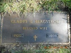 Gladys Lorraine <i>Lundsten</i> Bergstrom