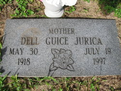 Emma Dell Elizabeth <i>Guice</i> Jurica
