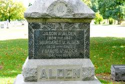 Margaret <i>Buskirk</i> Alden