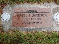Hazel I. <i>Hardman</i> Jackson