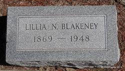 Lillia Mae <i>Newton</i> Blakeney