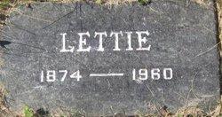 Lettie Lowe
