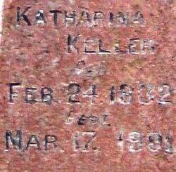 Katharina <i>Lang</i> Keller