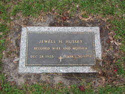 Jewell H. Hussey