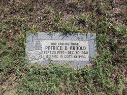 Patrice D Arnold