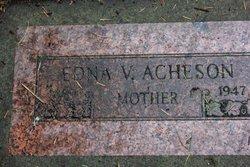 Edna Viola <i>Morse</i> Acheson