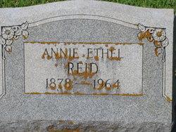 Annie Ethel Reid