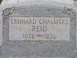 Leonard Chalmers Reid