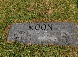 Dollie Anna <i>Tedrow</i> Moon
