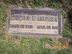Etheyln B. Anderson