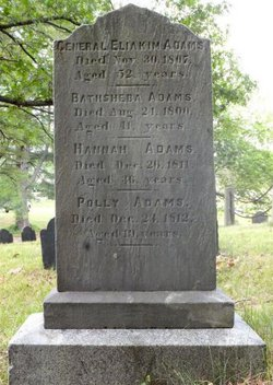 Hannah <i>Plimpton</i> Adams